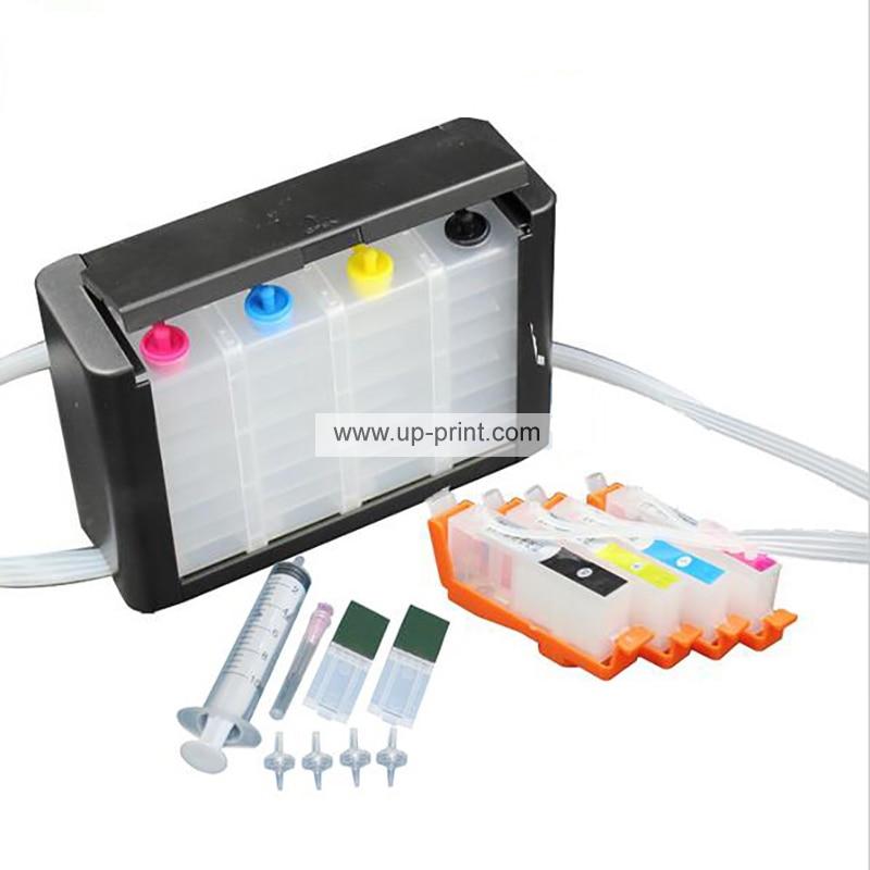 CISSPLAZA 1SET Luxury ciss compatible for HP 902 OfficeJet Pro 6954 6960 6962 6968 6975 6978