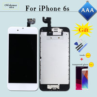 Mobymax Full Assembly Ecran Pantalla For IPhone 6S A1688 A1700 A1633 LCD Display Touch Screen Digitizer