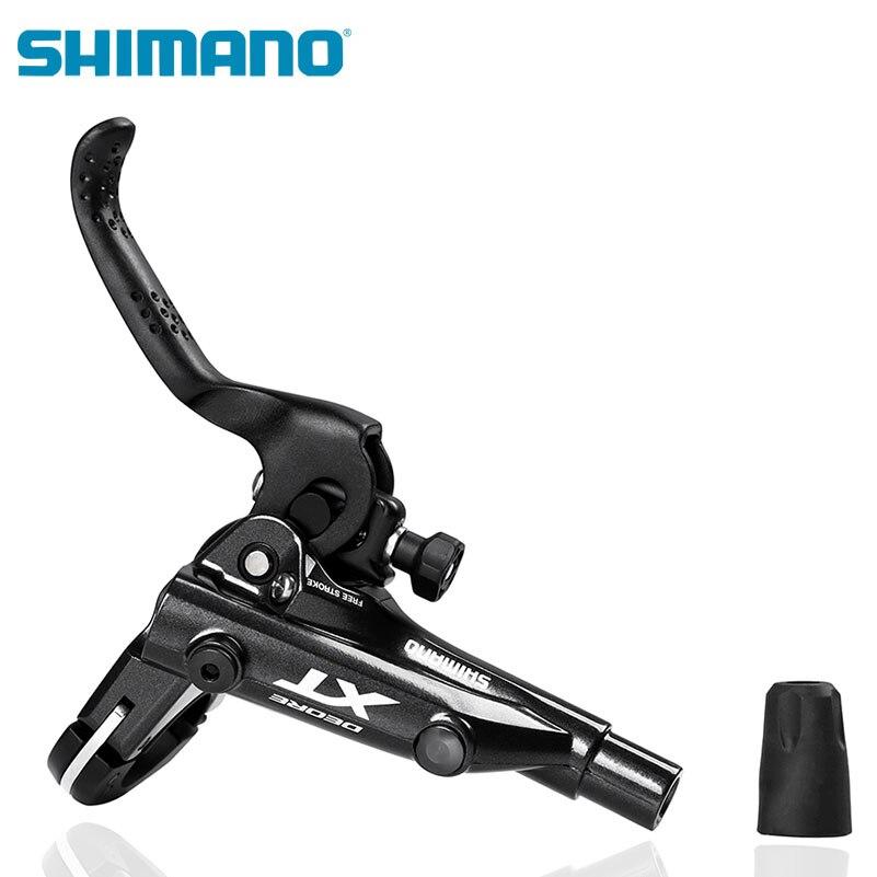 Le frein à disque hydraulique SHIMANO DEORE XT M8000 comprend des plaquettes de ICE-TECH gauche et droite BL-BR-M8000 levier de frein et étrier frein de vélo