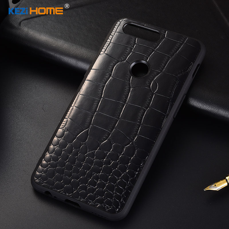 oneplus 5T case official 100% original oneplus 5 company back Soft Crocodile texture cover case for one plus 5t oneplus 5 coque