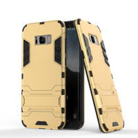 Phone Cases For Samsung Galaxy S8 Mechanical Style 2 in1 PC Case For Samsung Galaxy S8 Mobile Phone Back Cover