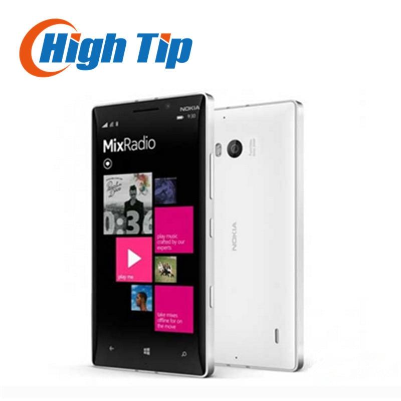 Unlocked Original Nokia Lumia 930 cell Windows mobile phone Quad core 20MP Camera 5 inch LTE