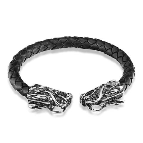 Купить винтажный браслет janeyacy в стиле панк из нержавеющей стали
