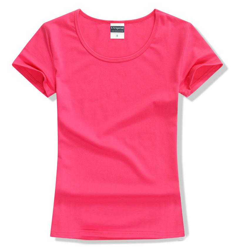 HTB1hrOzIFXXXXaoXXXXq6xXFXXXw - New Women Summer Casual Cotton Short Sleeve t-shirt O-neck Clothing