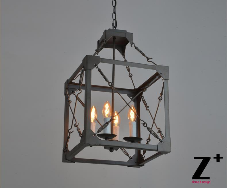 America style industry country hand made diy iron box steel america style industry country hand made diy iron box steel chandelier candelabra free shipping in chandeliers from lights lighting on aliexpress aloadofball Image collections