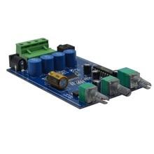 On sale DC12V L7 TPA3118 digital power amplifier board / 2 * 25W Audio Power Amplifier / Bass and treble adjustment HIFI audio