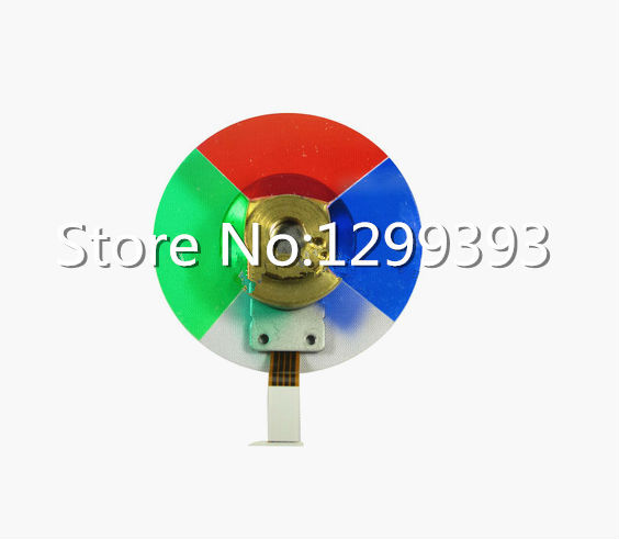 Projector color wheel for  BENQ SL703S SL705S  Free shipping projector color wheel for ben q w600 free shipping