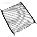 Car Mesh Cargo Net Holder Trunk Auto Elastic Storage 4 Hook For Nissan X-Trail Qashqai Teana Tiida Sunny  car accessories