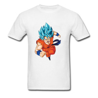 Super Dragon Ball Tshirts Men Goku Muscle T Shirt For Student Youth Cool T Shirt Summer