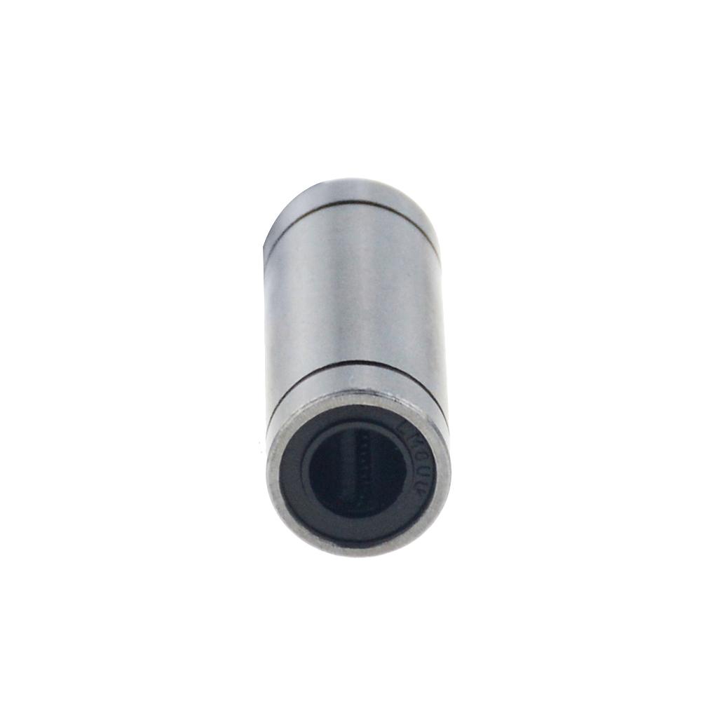 4pcs/lot Free Shipping LM8LUU long type 8mm linear ball bearing CNC parts for 3D printer