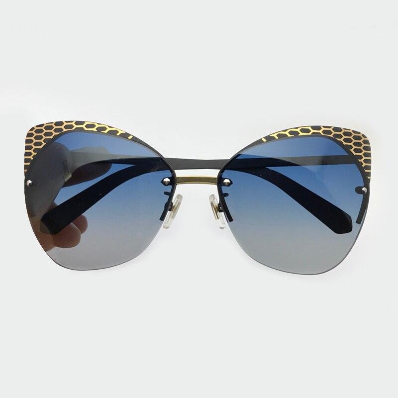 Cat Eye Women Sunglasses Brand Designer High Quality Oculos De Sol Feminino Vintage Fashion Shades