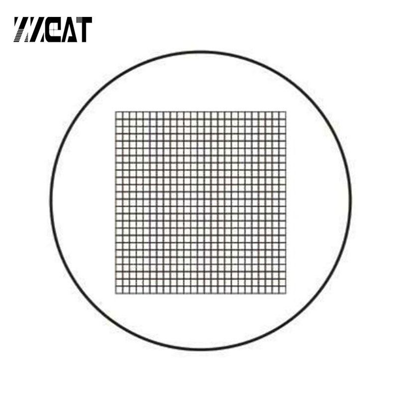 944 Высокоточный микрометр для микроскопии оптическая сетка