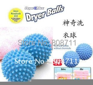 2pcs  Laundry Balls for Both Washer & Dryer Machines (Free shipping to any purchase over $20)