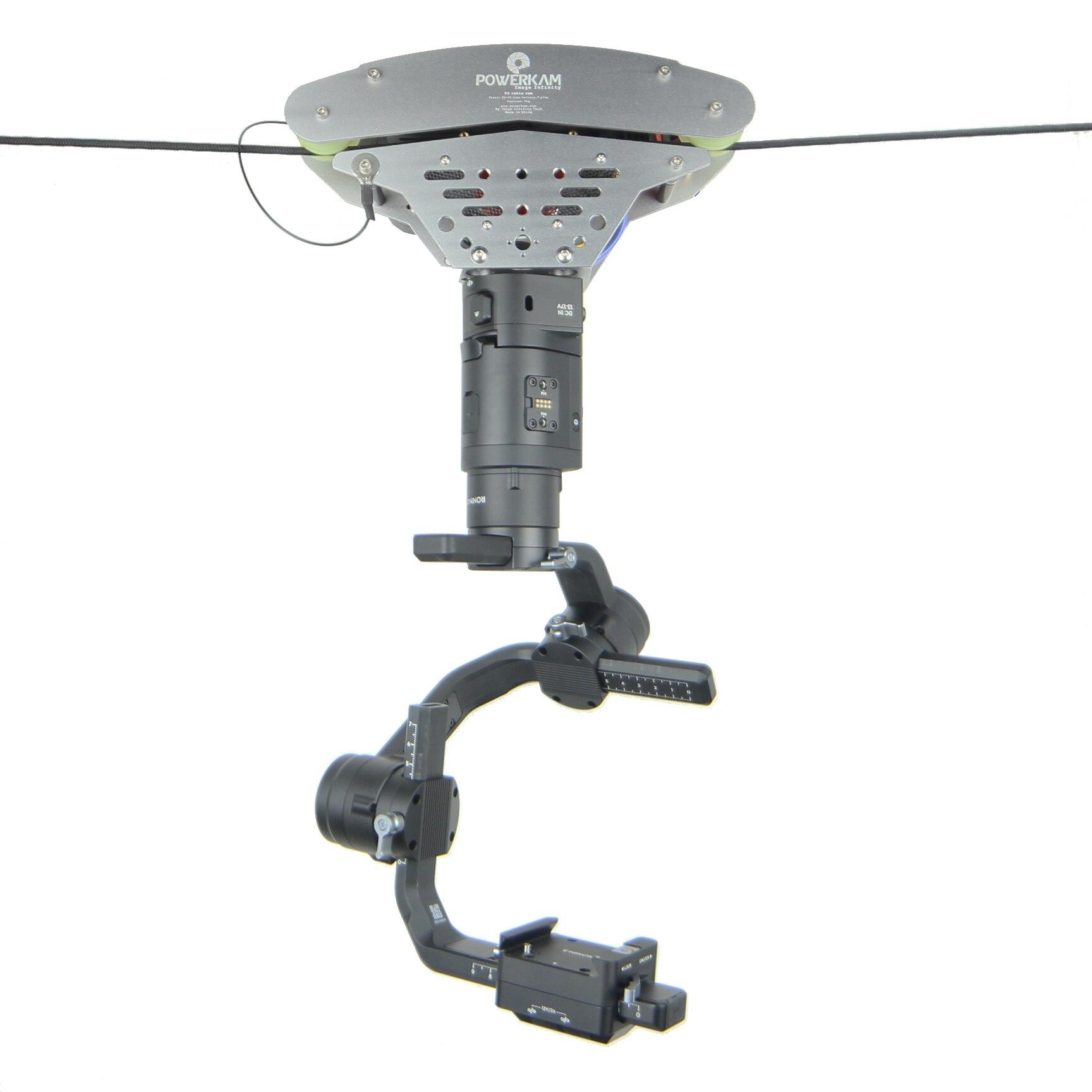 T1.6 câble cam rc tir voiture à distance pour RONIN avec détecteur d'arrêt automatique