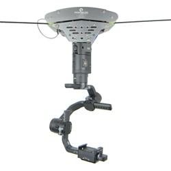 T3 cable cam rc strzelanie zdalny samochód dla RONIN z automatycznym wykrywaczem zatrzymania i mocowaniem RONIN w Systemy szynowe od Elektronika użytkowa na