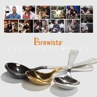 Brewista Профессиональный титановый сплав Cupping ложка кофе инструменты для купирования боли bonavita pro
