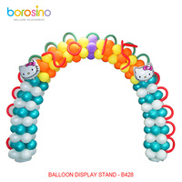 B428 Free Shipping New Product Full Set Water Base Balloon Arch
