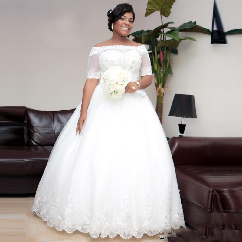 Popular African Wedding Dress
