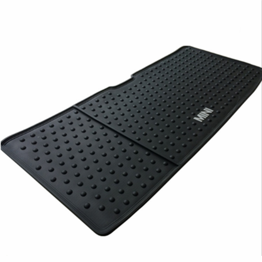 For BMW Mini R56 Dedicated Car Cargo Rear Trunk Mat Boot Liner Tray Rubber Texture All Weather Waterproof dedicated to the for volkswagen new jetta santana jetta all trunk mat tiguan mogotan ling of car trunk mattrunk boot cargo mat