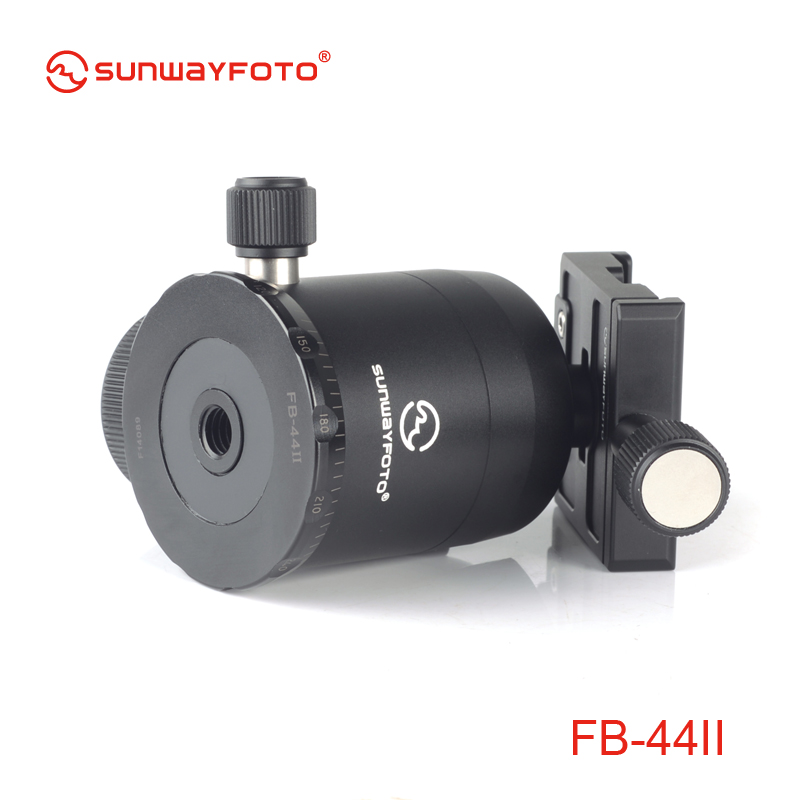 SUNWAYFOTO FB-44II kepala tripod untuk DSLR Camera Tripode Ballhead - Kamera dan foto - Foto 4