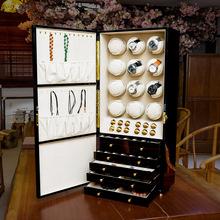 Zegarek nawijacz szafy Reel winder dla 12 automatyczne zegarki-Biżuteria wyświetlacz storage case Przechowuj zapisać kolekcji w klatce piersiowej tanie tanio Zegarek nawijarki 38cm 35000g 83cm 21 2cm 1205 Nowy bez tagów MOMODESIGNS Brązowy Venner+High gloss finish