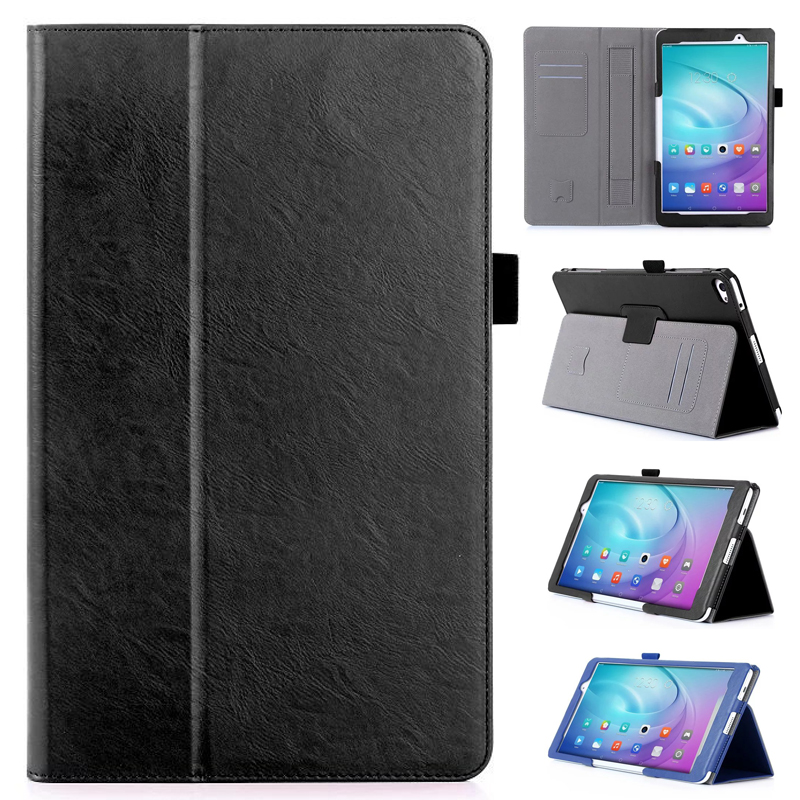 Wallet Card hole Magnet stand flip Leather case cover For Huawei MediaPad T2 10.0 Pro FDR-A01w 10.1 fundas cases + screen film
