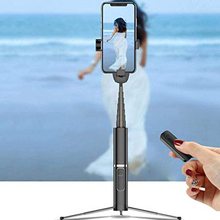 For Samsung galaxy s10 Selfie Stick Handheld Mobile Holder Tripod Portable Bluetooth3.0 Monopod for Huawei iphone Android phone 100%original huawei honor bluetooth selfie stick tripod portable bluetooth3 0 monopod for iphone android huawei smart phone
