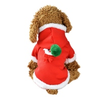 2019 New Christmas Dog Clothes For Dog Pet Xmas Costumes Winte Coat Clothing Cute Puppy Outfit
