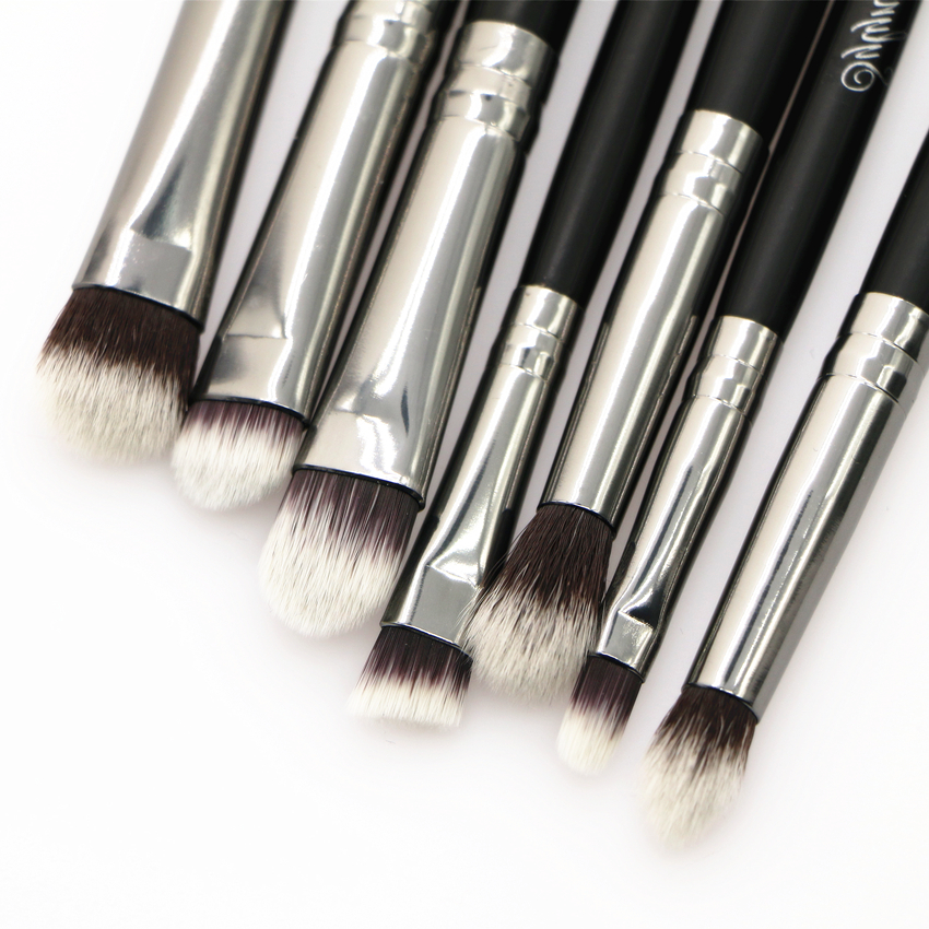 eyebrow brushes kit. sylyne high quality professional makeup brushes complete eyebrow eye shadow blender make up brush kit tools accessories.-in \u0026 from r
