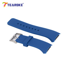 Silicone Watchband for Samsung Galaxy Gear S2
