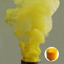 Цвет Магический дым реквизит трюки забавная игрушка пиротехника Фон сцена Студия фотография Опора дым торт туман магический трюк волшебник