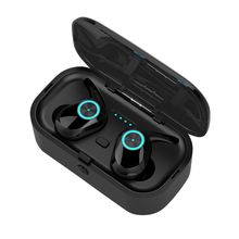 T1 Pods TWS Mini Wireless Bluetooth Earphone Ear Hook HD Stereo Music Sport Bluetooth Headset Waterproof Bluetooth 5.0 Headphone цена