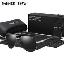 2019 High Quality cool HD Polarized men Sunglasses brand Des