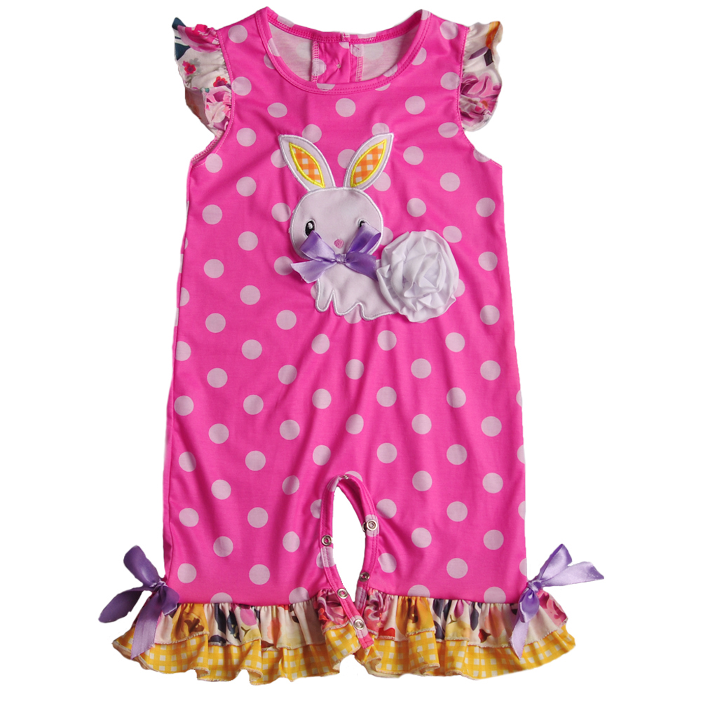Aliexpress Com Buy Pink Girl Party Easter Embroidery