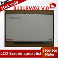 For Sony Vaio VPCZ2 VPCZ21M9E PCG 41311M 13 1 LED LCD Screen Panel 1600 900 B131RW02