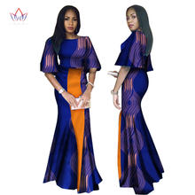 women african clothes natural Vintage Maxi Dress Dashiki african dresses  for women plus size in african 09d27191586a