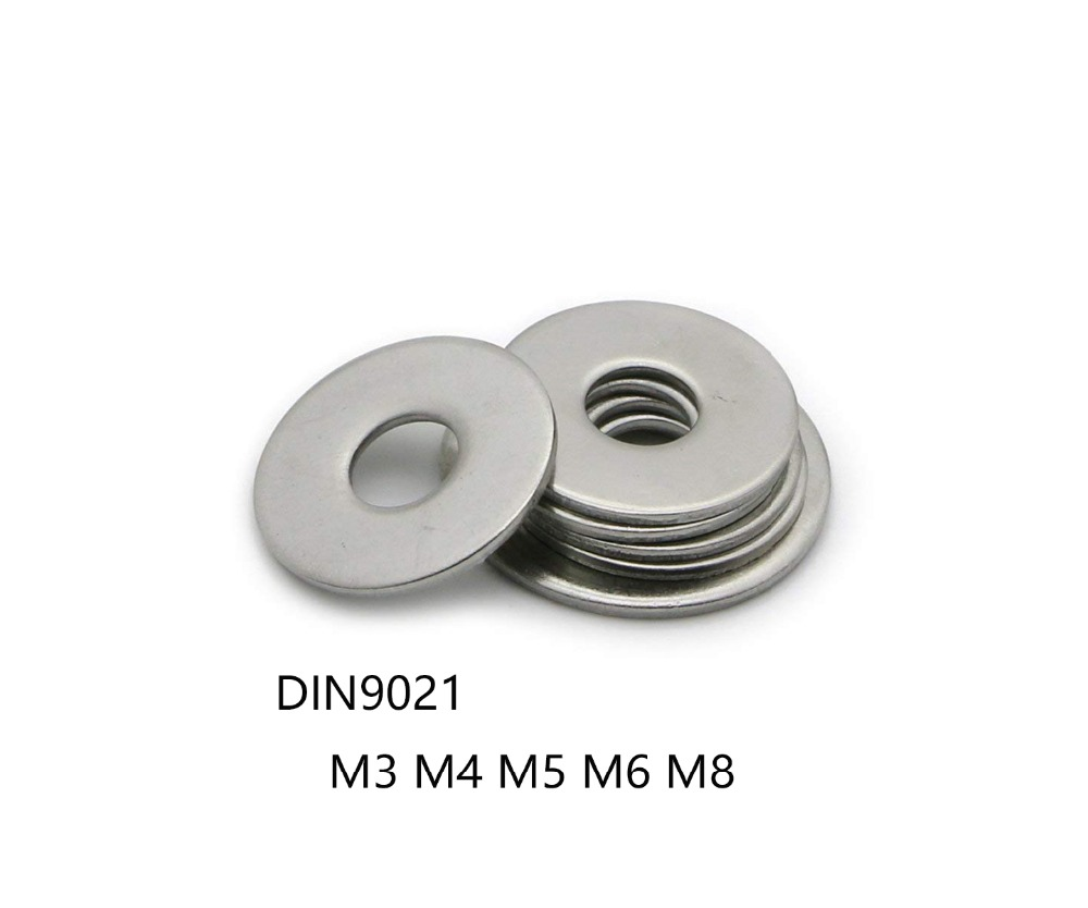 Pack of 100 11//16 OD 13//64 ID Plain Finish Small Parts B009OL12V2 #10 Hole Size 0.04 Nominal Thickness 13//64 ID 11//16 OD 0.04 Nominal Thickness 316 Stainless Steel Flat Washer Pack of 100