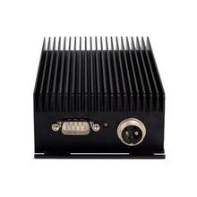 25 W ยาวช่วงเครื่องส่งสัญญาณและตัวรับสัญญาณ 433 MHz 19200bps RS485 RS232 วิทยุสื่อสาร