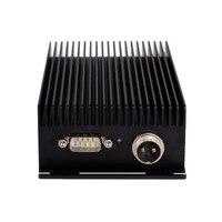 vhf uhf 25W טווח ארוך משדר ומקלט 433MHz משדר 144mhz VHF UHF RS485 מודם נתונים RS232 Communicator רדיו אלחוטי (1)