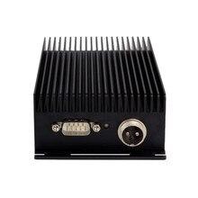 Émetteur et récepteur longue portée 25w émetteur récepteur 433mhz 19200bps rs485 rs232 communication radio sans fil