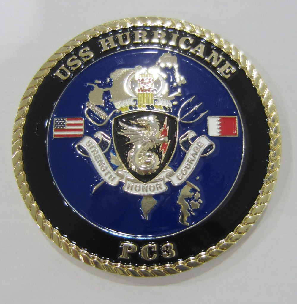 Hot selling custom Enamel coin new environmental printing Epoxy coins in Non currency Coins from Home Garden