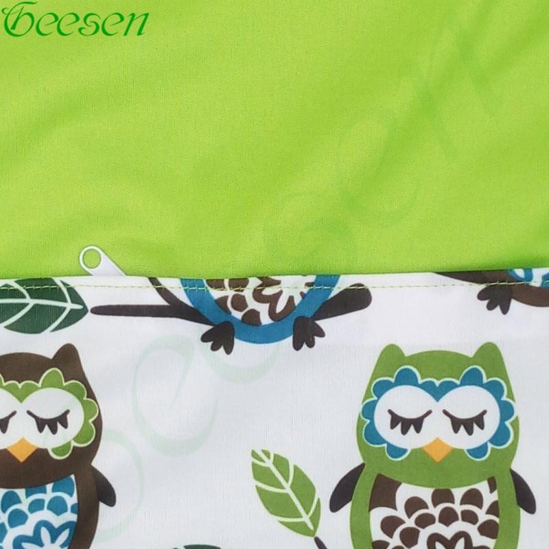 30x40cm Zmywalne torby na pieluchy dla niemowląt Nappy wielokrotnego - Pieluchy i Trenowanie toalety - Zdjęcie 4