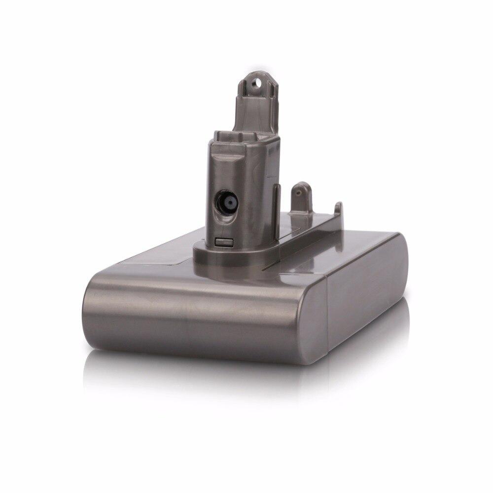 22.2V 3000mAh 2000mAh (uniquement adapté au Type B) batterie pour Dyson DC31 DC35 DC44 DC45 série aspirateur sans fil Li ion-in Batteries rechargeables from Electronique    3