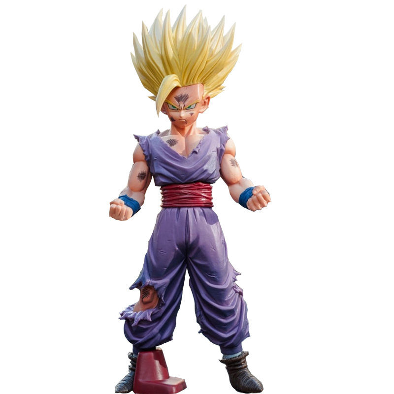 20cm Dragon ball z PVC super saiyan son Gohan action figurines toy 2016 New Generation 2 figuras dragon ball z banpresto figures z generation 1j10050