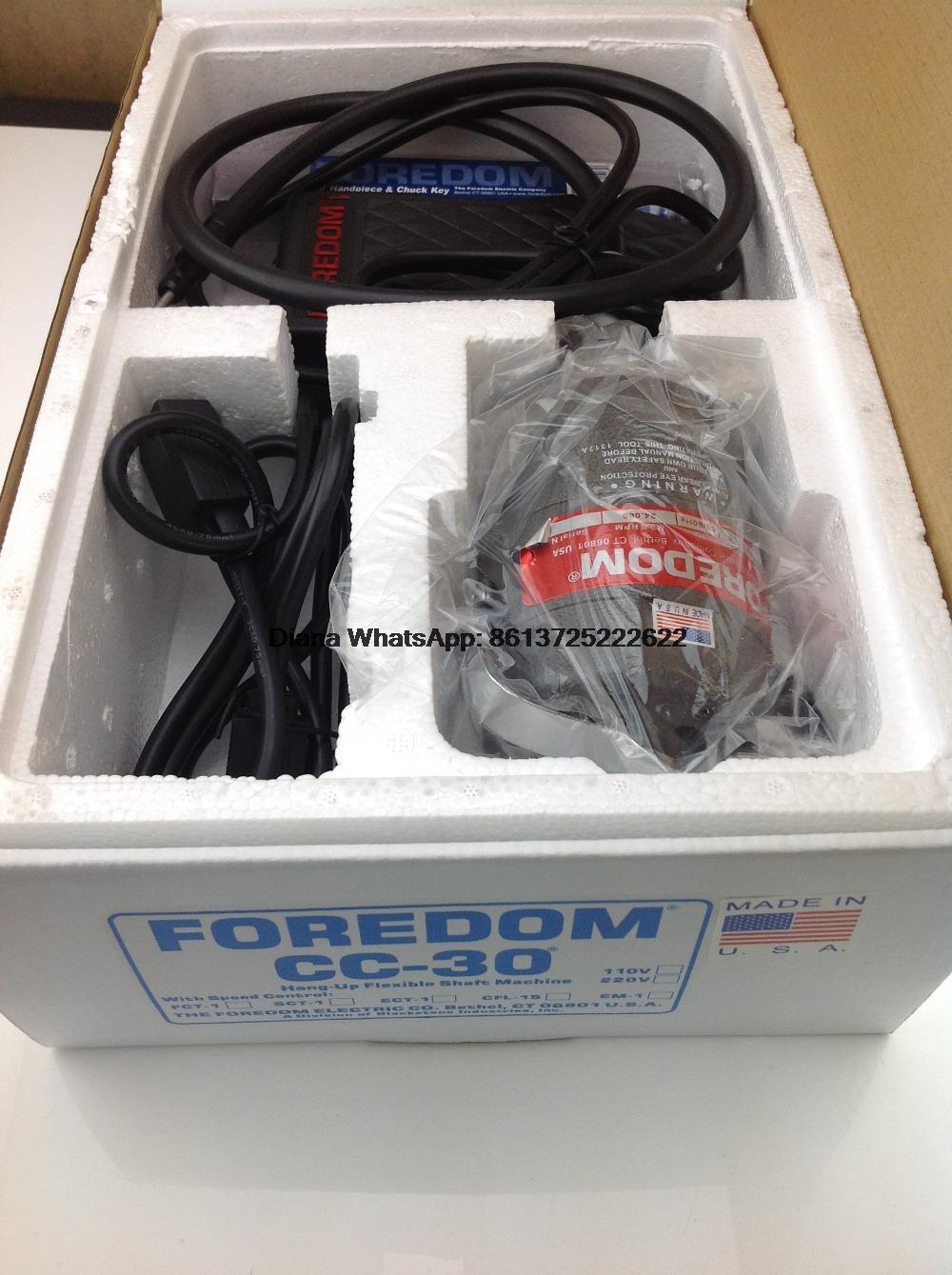 Livraison gratuite nouveau à 220V Foredom Flex arbre moteur Dremel polissage moteur bijoux outils équipement - 5
