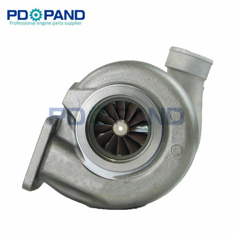 Image 4 - HX40 auto engine turbocharger supercharger 4035235 4035234 3525487 3525488 3528793 3527370 1118010/AKZG5 71A2 1118010/AKZ1A2Turbocharger   -