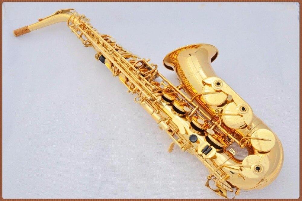 2017 New Alto  conn selmer  saxophone musical instruments E flat sax professional DHL / UPS shipping dhl ups free professional saxophone e flat sax alto france henri selmer alto saxophone 802 saxfone top musical instruments