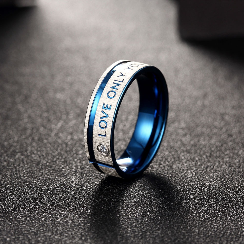 high based com stainless rings with steel dragons ring on item pattern from aliexpress in accessories jewelry blue fiber quality tungsten carbon plated