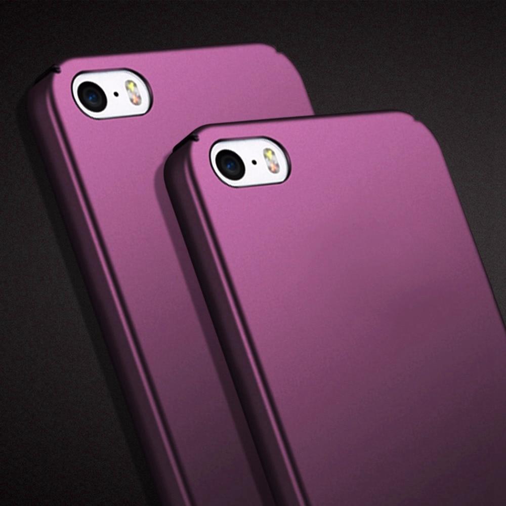 """""""Mados"""" skaidrus prabangus kietas plastikinis purpurinis dėklas, - Mobiliųjų telefonų priedai ir dalys - Nuotrauka 6"""