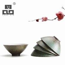 TANGPIN ceramic tea cup for puer teacups porcelain chinese kung fu tea set